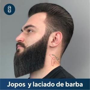 Jopos y Alisados de Barba