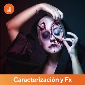 Caracterización y FX