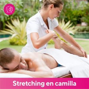 Stretching en Camilla