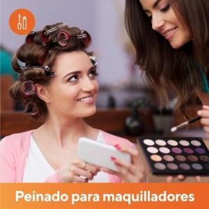 Peinado para Maquilladores