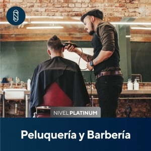 Peluquería y Barberia Platinum
