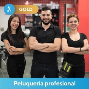 Peluqueria Profesional Gold