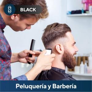 Peluqueria y Barbería Black
