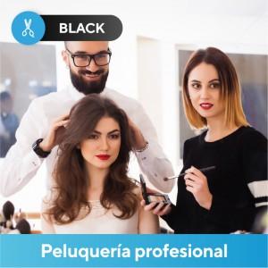 Peluqueria Profesional Black